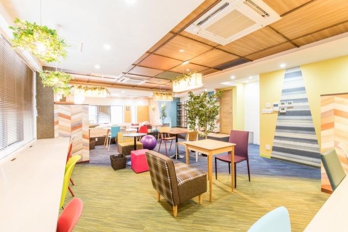 ビズコンフォート Connect-Lounge神田(コネクトラウンジ)