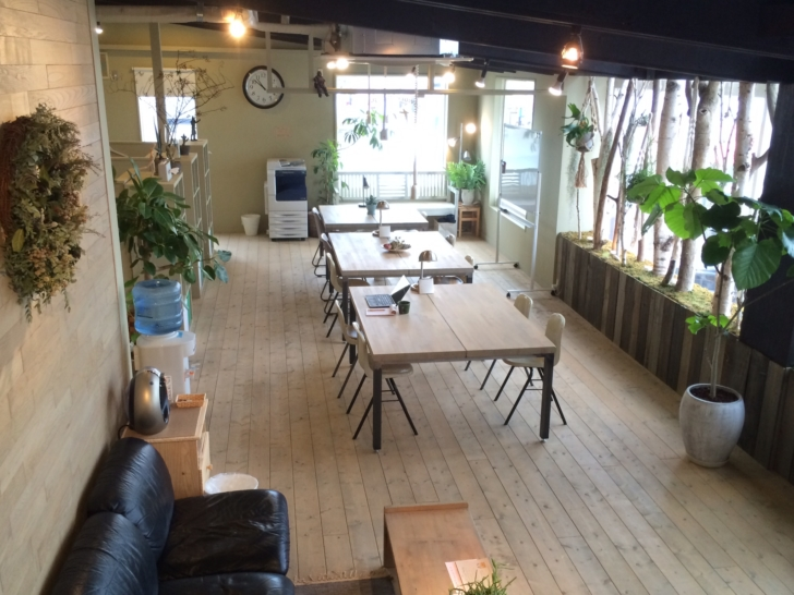 coworking space too(コワーキングスペース トゥー)